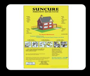 Suncure Medium Repair Patch