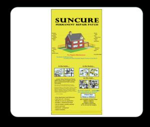 Suncure Small Repair Patch