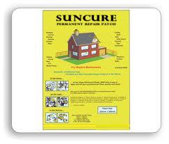 Suncure Large Repair Patch
